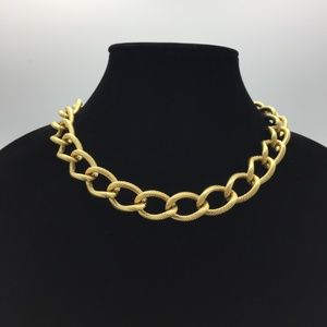MONET Heavy Link Necklace
